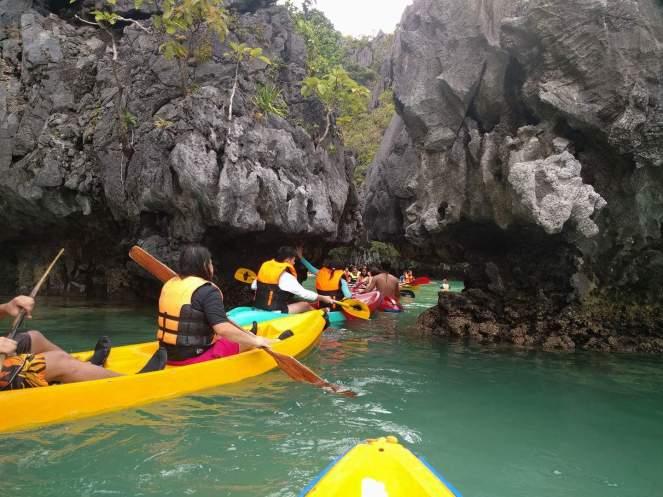 underground river travel