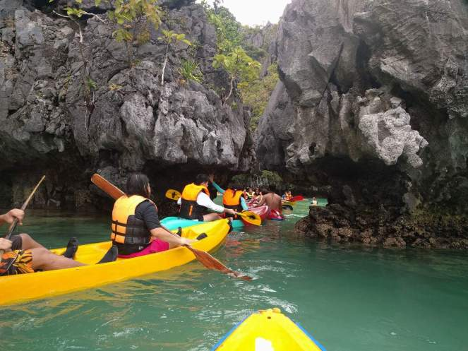 underground river travel