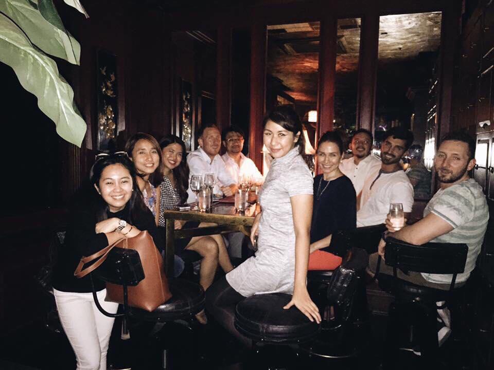 Evening class Manila